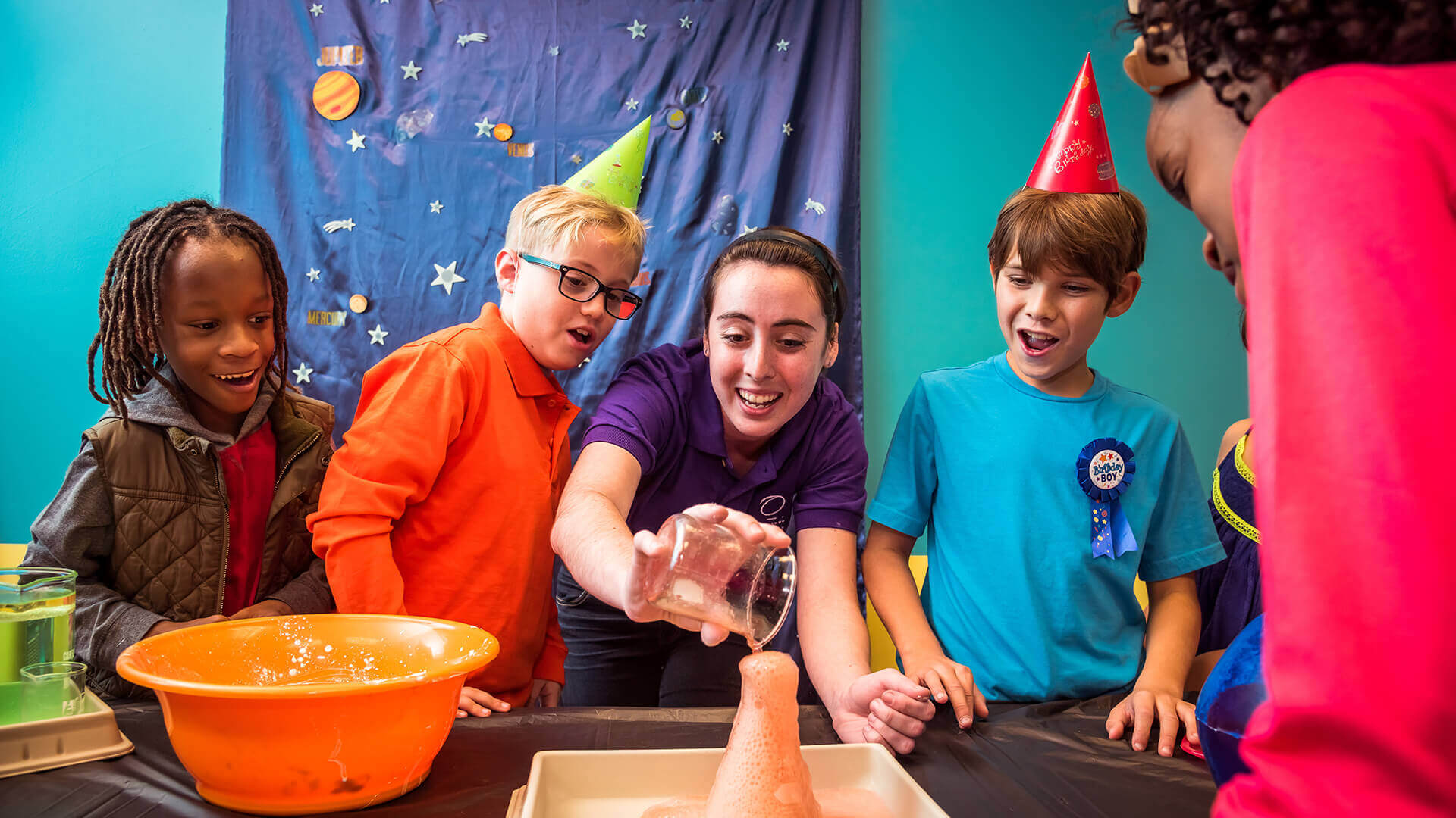 Science Birthday Parties Which Peerless Scientific Technique for Kids Involvement and Savour